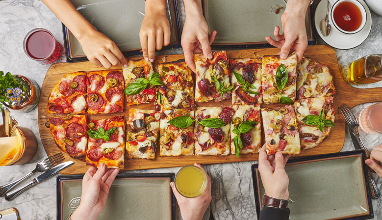 Scrocchiarella | Римская Пицца